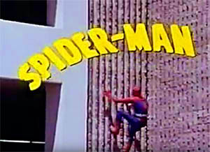 1977 Spider-Man TV Show