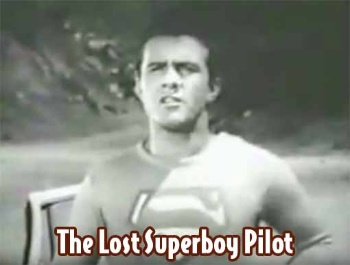 Unknown DC Universe - The Lost Superboy Pilot