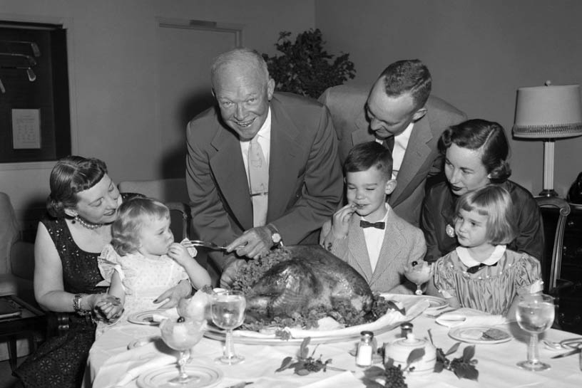 1950's OLDE TIME TV THANKSGIVING