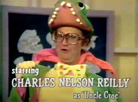 Uncle Croc's Block 1975 Saturday Morning TV Show