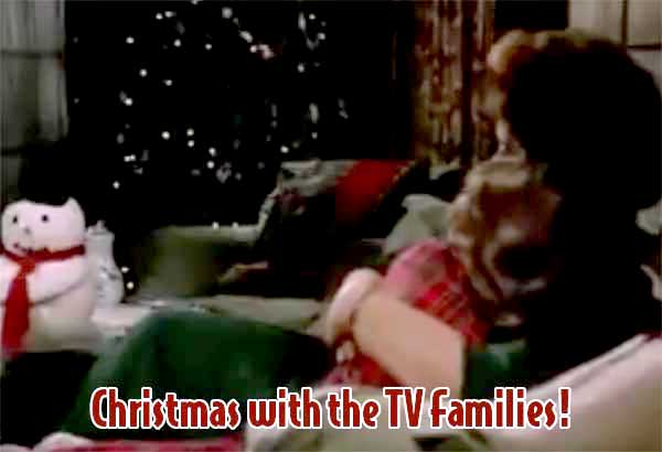 Christmas with the TV Families!