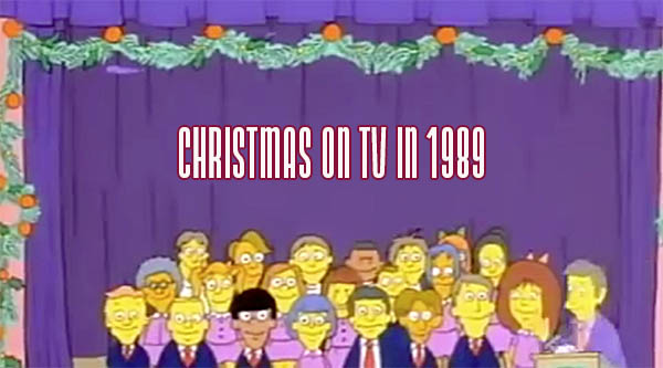 Christmas On Tv In 1989 Tvparty