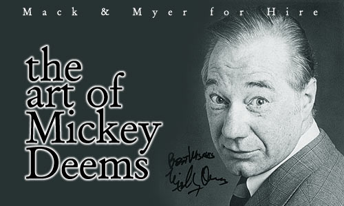 Mickey Deems Interview