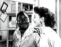 Hattie McDaniel as Beulah TV show  cast