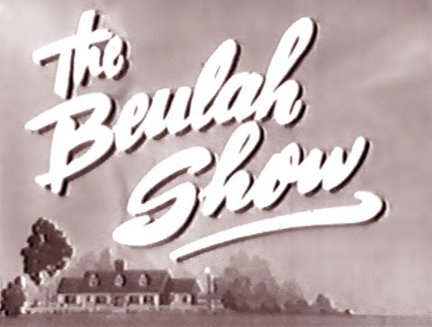 Beulah Radio & TV shows