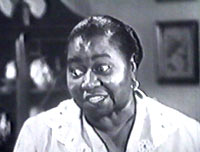 Hattie McDaniel as Beulah