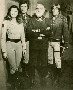 Battlestar Galactica Original Cast photo