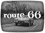 Route 66 title card