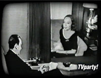 Tallulah Bankhead on TV
