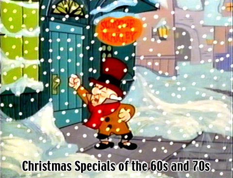 tv christmas specials of the 60s 70s - The Night They Saved Christmas Dvd