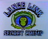 Lancelot Link Secret Chimp