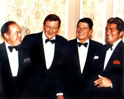 John Wayne & friends