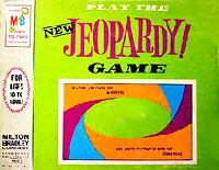 jeopardy TV game show of the 1970s / 1970's Jeopardy
