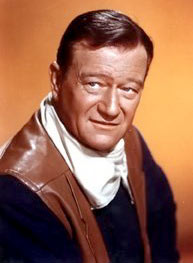 John Wayne western photo