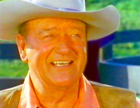 John Wayne on Television in the Seventies