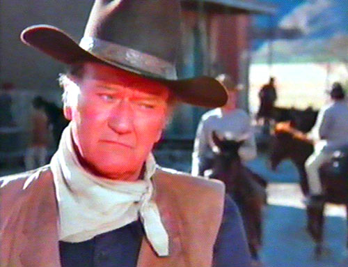 John Wayne on TV Part Four