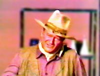 John Wayne on the Glen Campbell Show
