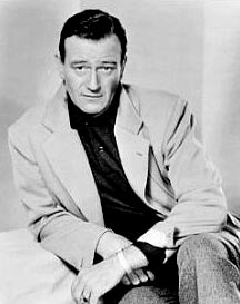 John Wayne + TV: TV shows with John Wayne