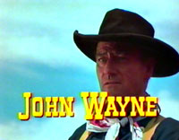 The Searchers with John Wayne picture