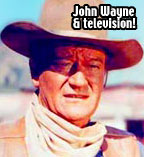 John Wayne on TV