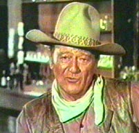 John Wayne: John Wayne on TV: TV shows with John Wayne