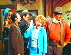 Lucy Show with John Wayne