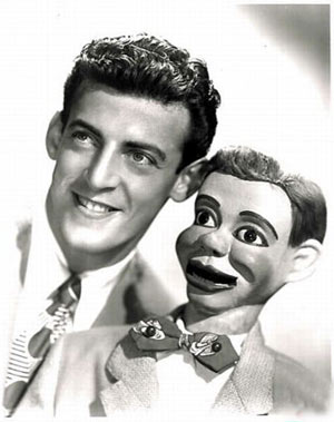 Paul Winchell of the Paul Winchell show