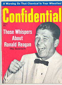Ronald Reagan magazine