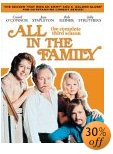 Allin the family on DVD