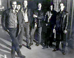 los angeles punk band the Flesheaters
