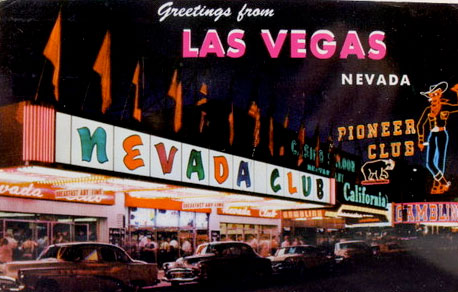 Nevada club in vegas