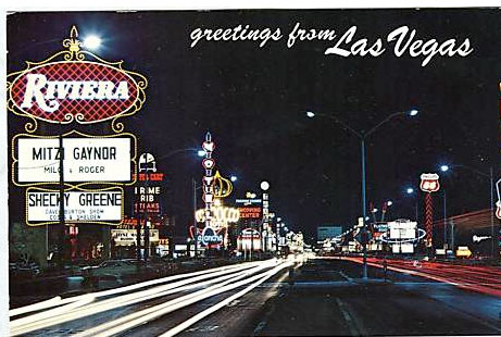 Las Vegas Postcards / The Las Vegas Strip