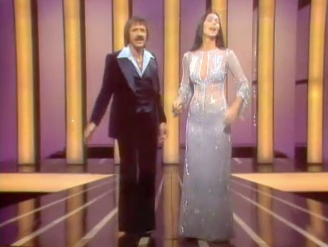 Sonny & Cher on TV and in Las Vegas