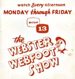 Webster Webfoot Show in LA