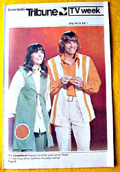 The Carpenters magazine