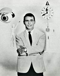 Rod Serling photo