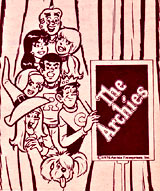 Archies cartoon