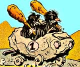 Wacky Races cartoons