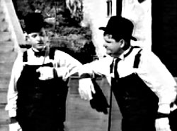 Laurel & Hardy Shows