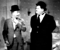 Laurel & Hardy Show in NYC